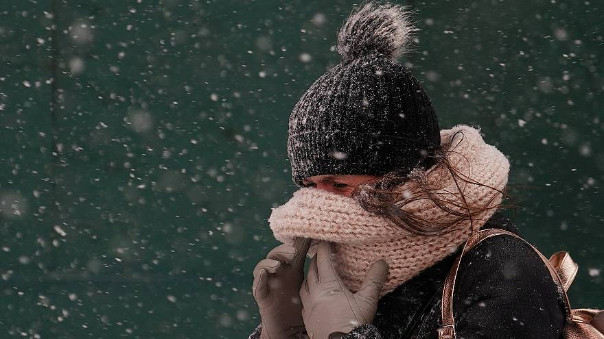 ABD'de kara kış en az 14 can aldı