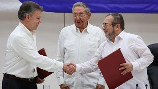 Accord de paix : la difficile mise en oeuvre