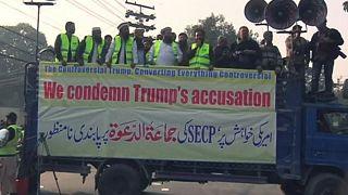 آمریکا ۹۰۰ میلیون دلار از بودجه کمک نظامی به پاکستان را تعلیق میکند