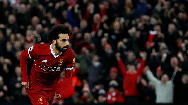 Mohamed Salah é o melhor futebolista africano 2017