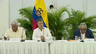 Áttekintették a békefolyamatot Kolumbiában