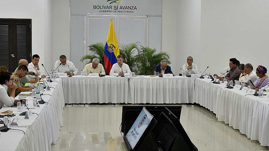 Kolumbien: Verhandlungen über Fortschritte beim Friedensprozess