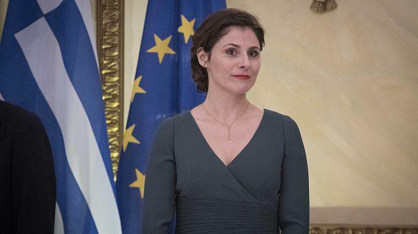 Μπέττυ Μπαζιάνα: «Ο ΣΥΡΙΖΑ πήρε την κυβέρνηση αλλά δεν πήρε την εξουσία»