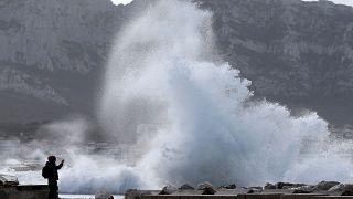 Tempête Eleanor : 5 morts et 2 disparus en France