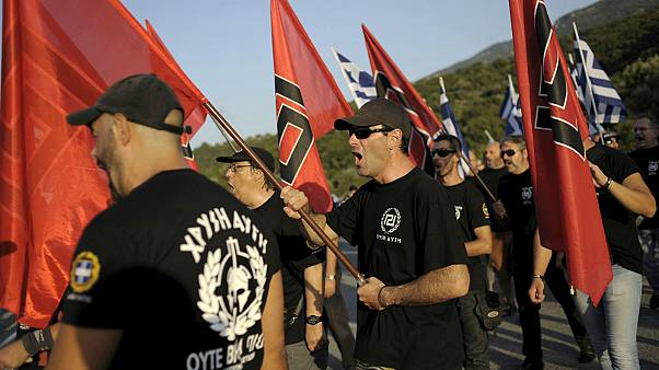 Twitter blocks account of Greece's far-right Golden Dawn party