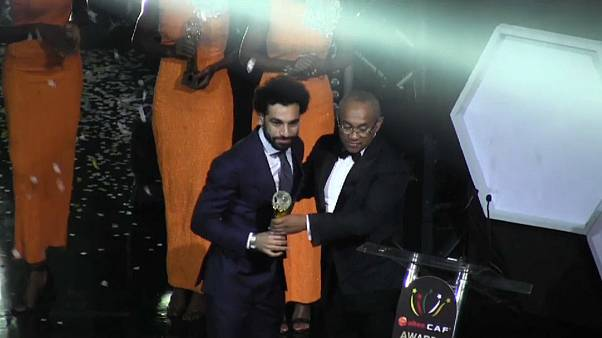 Liverpool forward Mohamed Saleh named African Player of the Year