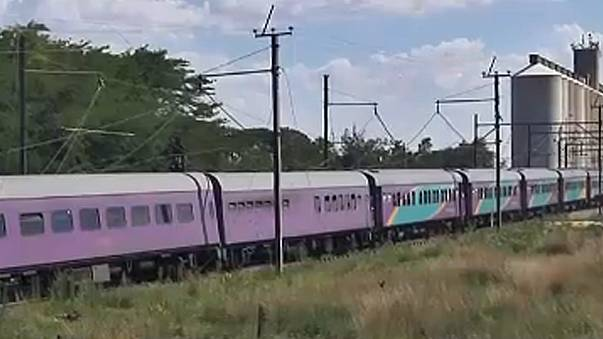 Mais de dez mortos em colisão entre comboio e camião