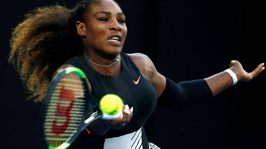 Open d'Australie : Serena Williams forfait