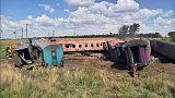 Güney Afrika'da feci kaza