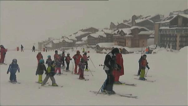French Alps remain on high avalanche alert