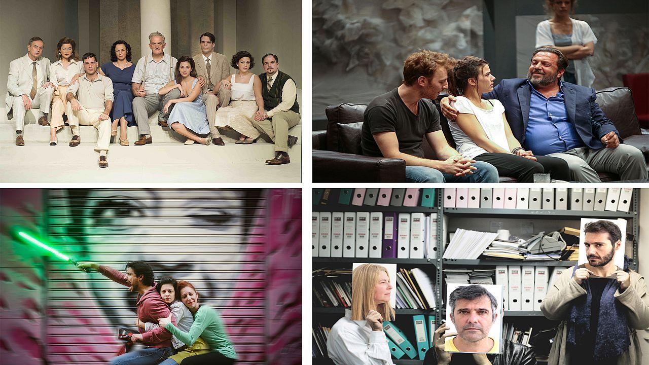 Τελευταία ευκαιρία για επτά εξαιρετικές θεατρικές παραστάσεις