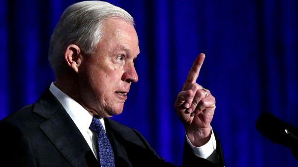 Trump-Regierung will Cannabis-Freigabe stoppen