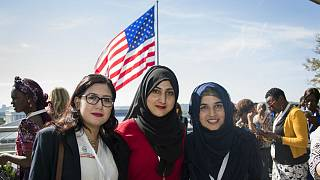 مرکز تحقیقاتی پیو: جمعیت مسلمانان آمریکا رو به افزایش است