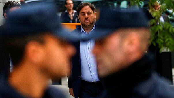 Oriol Junqueras vai continuar na prisão