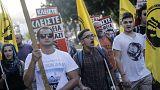 Twitter, Yunan aşırı sağcı Altın Şafak partisinin hesabını dondurdu