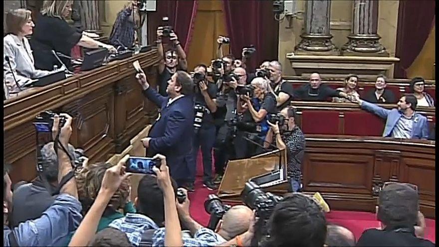 Katalonya eski Başkan Yardımcısı Junqueras'in tahliye talebine red