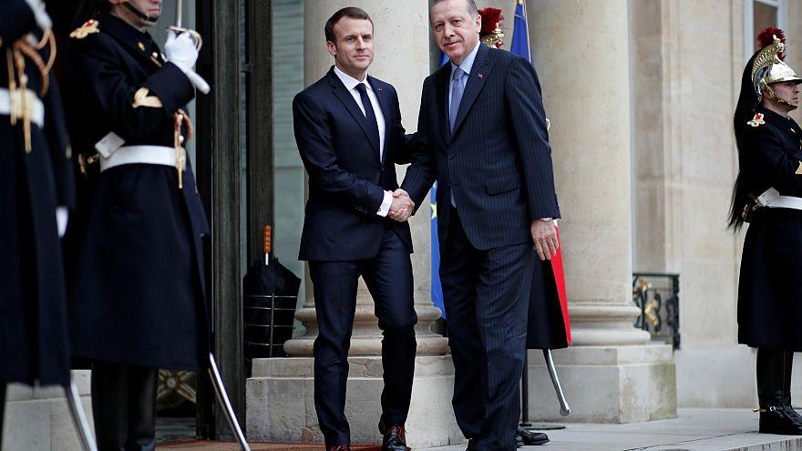 Türkiye, Fransa ve İtalya ile savunma alanında anlaşma imzaladı