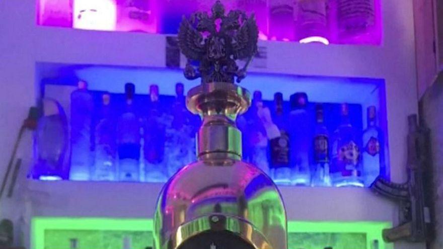 'World's most expensive' vodka bottle stolen from Danish bar