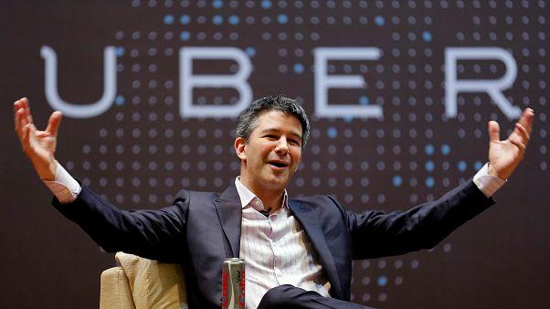 Основатель Uber расстается со своими акциями