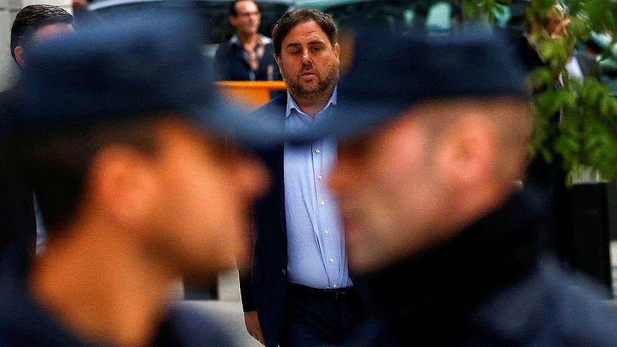 Junqueras börtönben marad