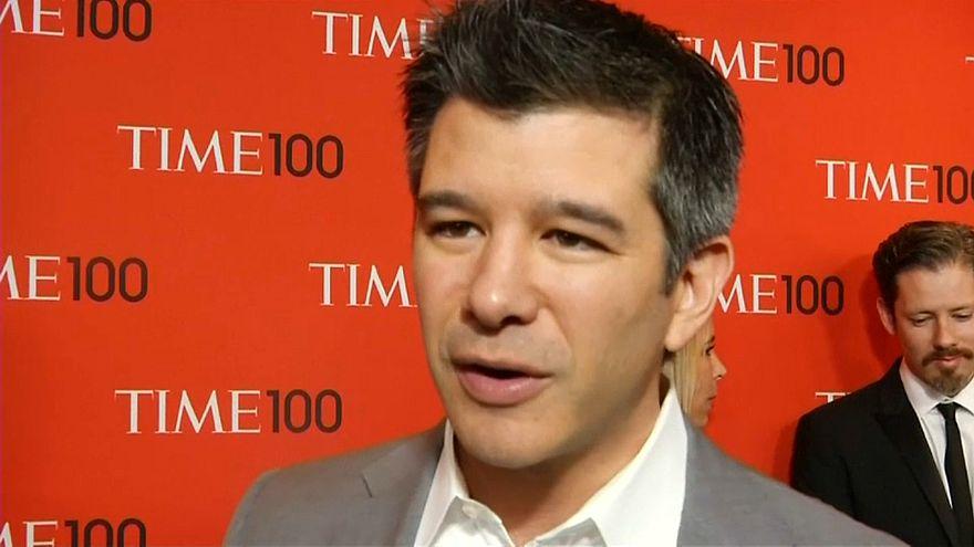 Um dos fundadores da Uber quer vender parte da sua participação