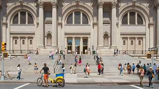 The NY Met Museum is charging for entry - how does it compare with the rest of the world?