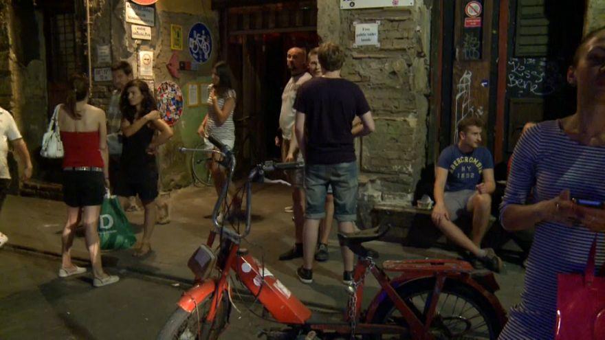 Un referéndum decidirá sobre el barrio nocturno de Budapest