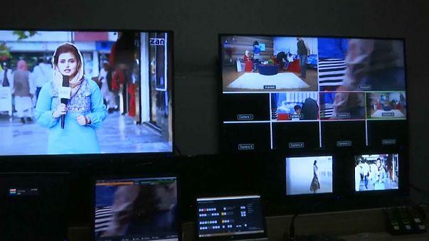 Zen TV Afgan kadınların sesi olmaya devam ediyor