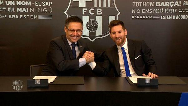 Messi-Barcellona, spunta la clausola anti-secessione