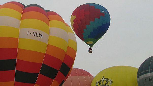 30ª edição do Encontro Internacional de Balões da Epifania