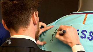 La independencia en el contrato de Messi