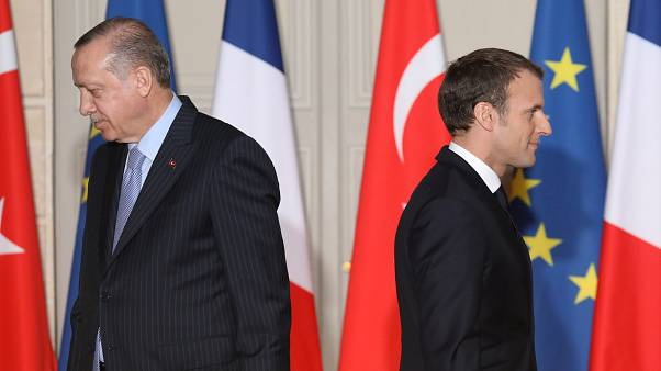 Macron-Erdogan : la rupture consommée