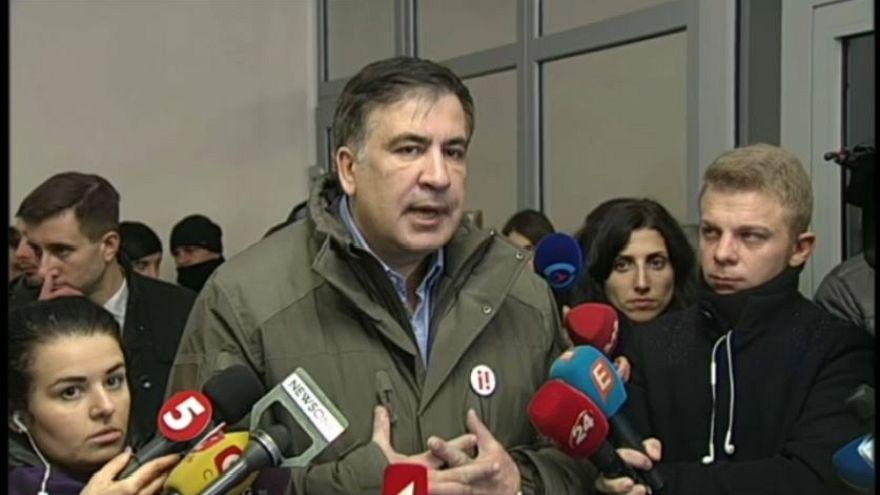 Georgia: tre anni di carcere a Saakashvili