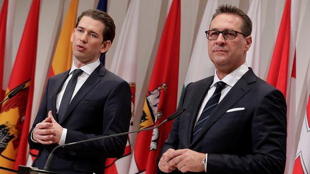 Governo austríaco quer mais controlo de fronteiras e menos realojamentos de refugiados