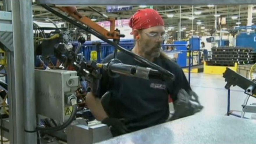 L'economia USA crea meno posti di lavoro