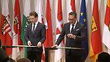L'Austria nella bufera per le dichiarazioni su caserme e migranti del Vice Strache