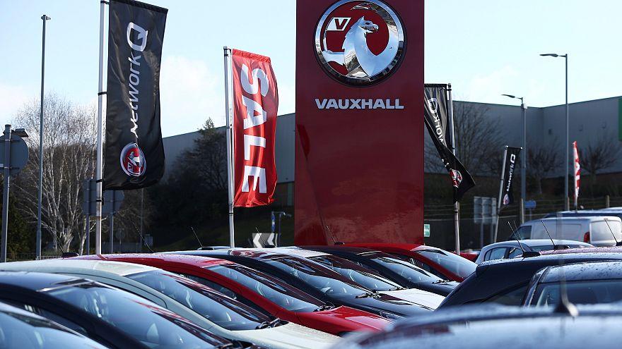 Automobile : le marché britannique en recul