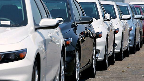İngiltere'de sıfır araç satışlarında rekor düşüş