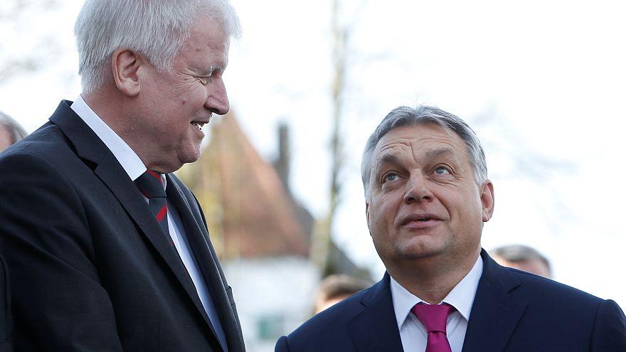 """CSU-Klausurtagung: Orbán bezeichnet sich als """"Grenzschutzkapitän"""""""