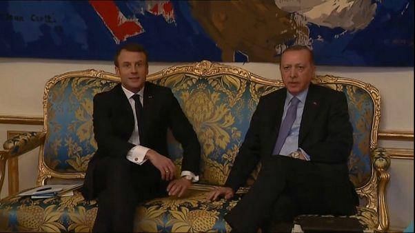 Macron descarta la adhesión de Turquía a la UE
