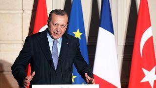 Вопрос, который разозлил Эрдогана