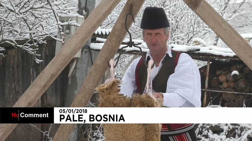 Православные в Боснии отмечают Туциндан