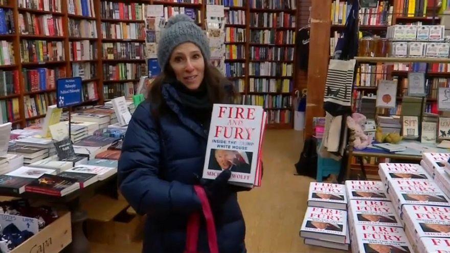Sin querer Donald Trump impulsa las ventas de su polémico libro