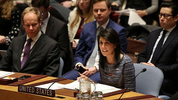 В Совбезе ООН поспорили из-за Ирана