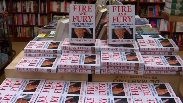 Livro que irrita Trump faz sucesso