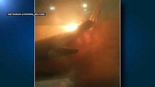Canada: collisione in pista, paura all'aeroporto di Toronto