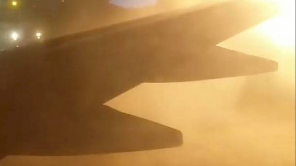 Σύγκρουση δύο αεροπλάνων στο Τορόντο (Βίντεο)