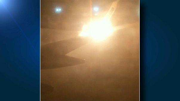 Collision entre deux avions sur le tarmac de Toronto