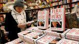Книга о Трампе стала бестселлером