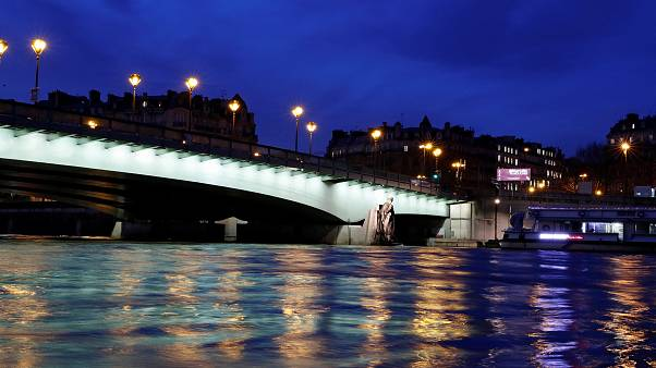 Land unter in Paris